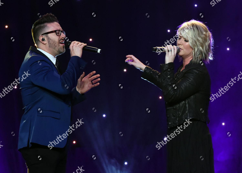 Danny Gokey and Natalie Grant at TJMartell Gala 2018
